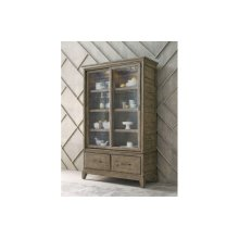 Darby Display Cabinet-complete