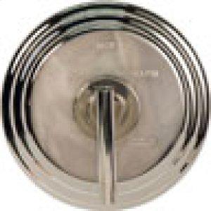 Polished Nickel - Natural Diverter/Flow Control Handle