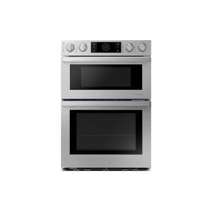 "Samsung30"" Flex Duo™ Chef Collection Microwave Combination Wall Oven in Stainless Steel"