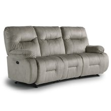 BRINLEY COLL. Space Saver Reclining Sofa
