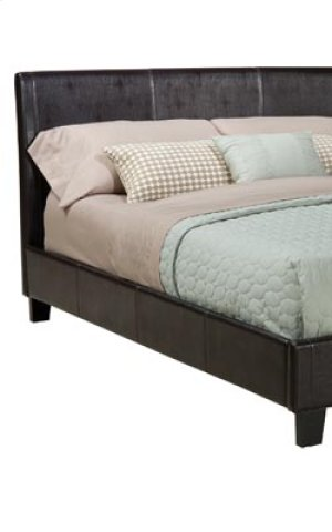 Brown Uph Headboard, 5/0