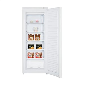 Avanti5.8 Cu. Ft. Vertical Freezer - White