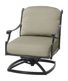 Michigan Cushion Swivel Rocking Lounge Chair