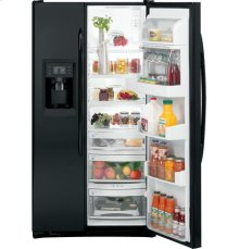 GE Profile™ ENERGY STAR® 23.2 Cu. Ft. Side-by-Side with Integrated Dispenser
