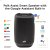 Additional Smart Speaker with the Google Assistant Built-In in Cool Gray