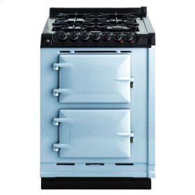 Duck Egg Blue AGA Integrated Dual Fuel Module NG