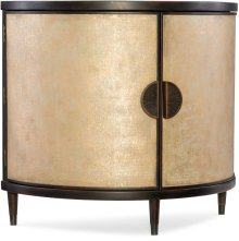Melange Em Demilune Accent Chest