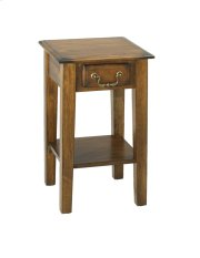 End Table W/drawer Product Image