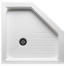Neo angle standard series shower base Product Image