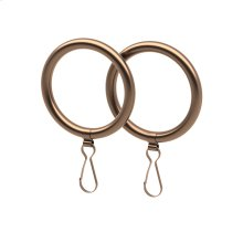 Curtain Ring in Bronze