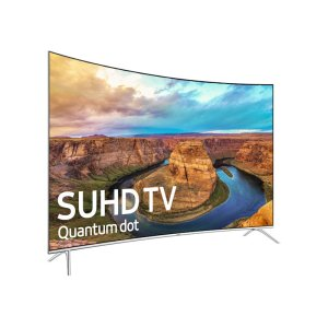 "Samsung Electronics49"" Class KS8500 Curved 4K SUHD TV"