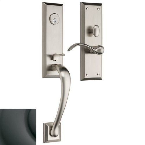 Oil-Rubbed Bronze Cody 3/4 Escutcheon Trim