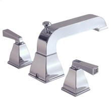 Town Square Deck-Mount Bathtub Faucet with FloWise Personal Shower - Polished Chrome