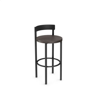 Zoe Non Swivel Stool (wood)