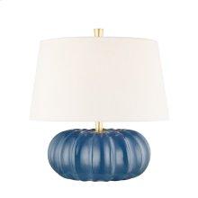 Table Lamp - SLATE BLUE