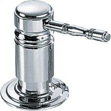 Soap dispenser SD-100 Polished Chrome
