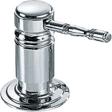 Soap dispenser SD-100 Polished Chrome