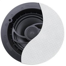 """RSF-620 6.5"""" 2-Way High Performance Ceiling Speaker with Designer Edgeless Grille"""