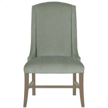 Slope Arm Chair in Smoke