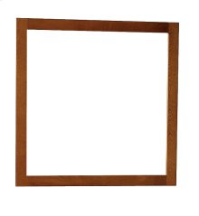 Landscape Mirror, Beveled Glass, Case Mount