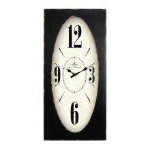 Speakeasy Spokes Wall Clock