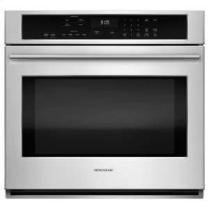 "MonogramMonogram 30"" Electric Convection Single Wall Oven"