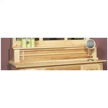 Amish Highlands Amish Highlands - mirror base (dressing box)