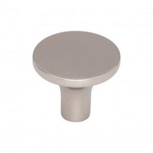 Marion Knob 1 1/4 Inch - Polished Nickel