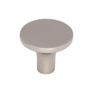 Marion Knob 1 1/4 Inch - Polished Nickel