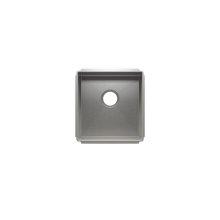 """J7® 003909 - undermount stainless steel Kitchen sink , 15"""" × 16"""" × 8"""""""