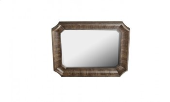 American Chapter Barrel Stave Mirror Product Image