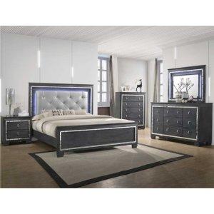 Crown Mark B7000 Perina Queen Bedroom