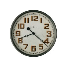 Hewitt Gallery Wall Clock