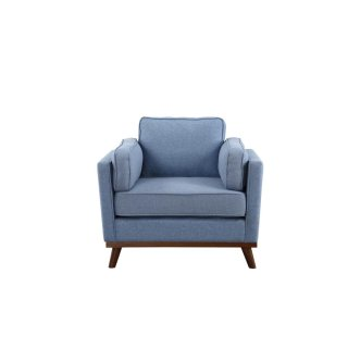 Bedos Chair Blue