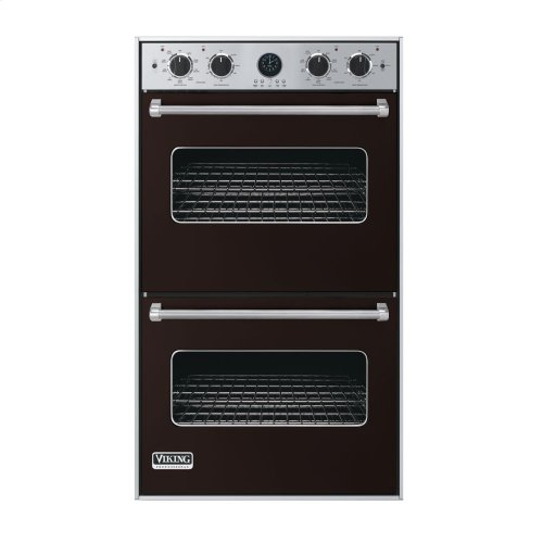"""Chocolate 30"""" Double Electric Premiere Oven - VEDO (30"""" Double Electric Premiere Oven)"""