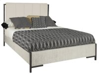Sierra Heights Queen Upholstered Bed Product Image