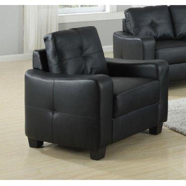 Jasmine Casual Black Chair