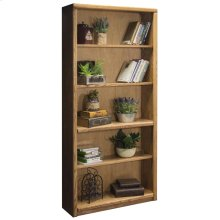 """Contemporary 72"""" Bookcase"""
