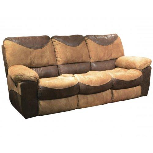 Power Rec Sofa - Chocolate