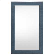 Oasis-Catalina Floor Mirror in Cotswold Blue