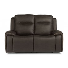 Solo Power Reclining Loveseat with Power Headrests