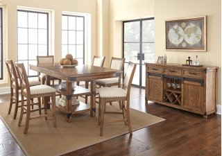 Britta Counter Height 7 Piece Set