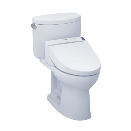 Drake® II Connect+ C200 Two-Piece Toilet - 1.28 GPF - Cotton