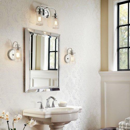 Braelyn 2 Light Vanity Light Olde Bronze®