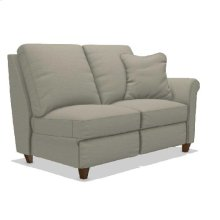 Abby duo® Left-Arm Sitting Reclining Loveseat