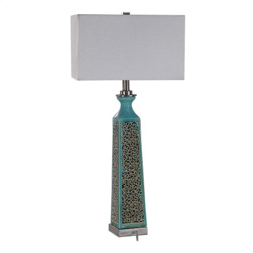 Camille Table Lamp