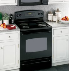 "GE Profile 30"" Free-Standing Electric Range"