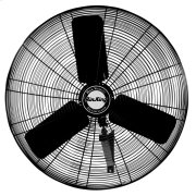 24 inch Oscillating Wall Mounted Fan Product Image