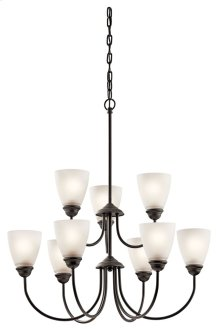 Jolie 9 Light Chandelier Olde Bronze®
