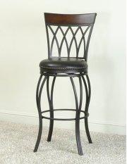 """Sunset Trading 30"""" Victoria Highback Swivel Barstool Product Image"""
